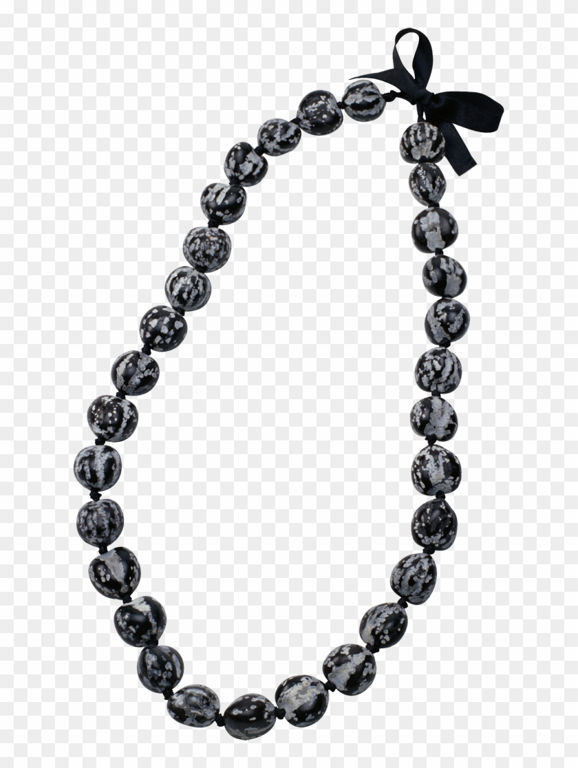 Jewelry Clipart Transparent - Mala Clipart Black And White #114670