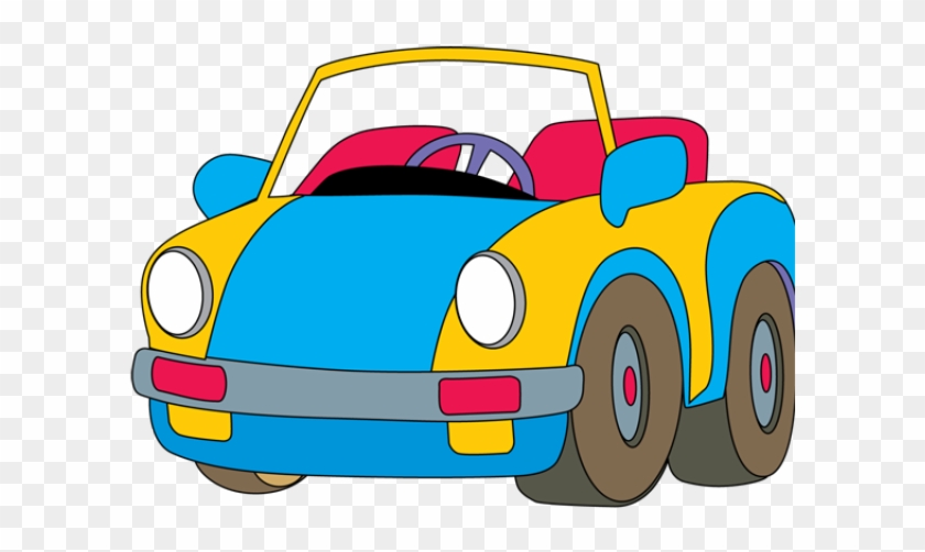 Toys, Toys And More Toys - Toy Car Clipart #114827