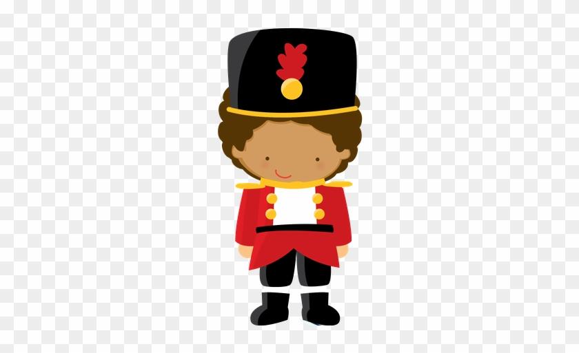 Christmas Toy Soldier Clip Art - Cascanueces Dibujo #114829