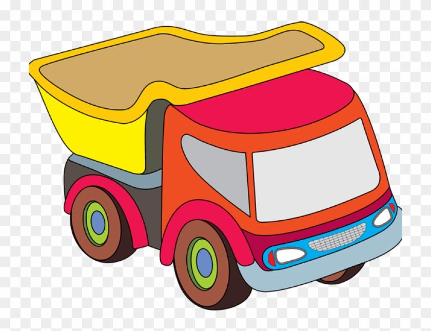 Dump Truck Clip Art #114831