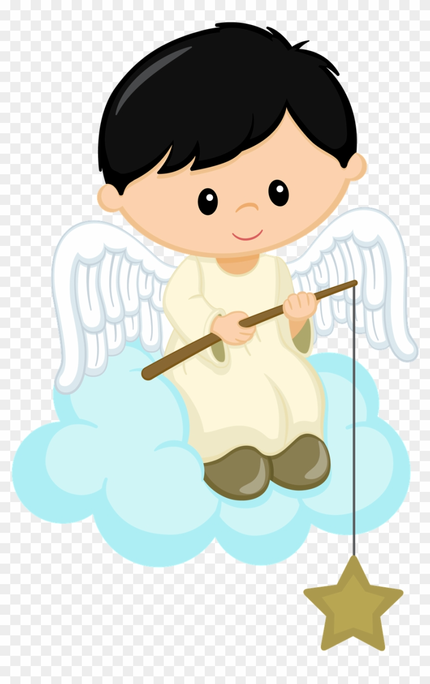 Angel Clipart, Clip Art, Communion, Acts 10, Adopted - Angel Christening Png #114877