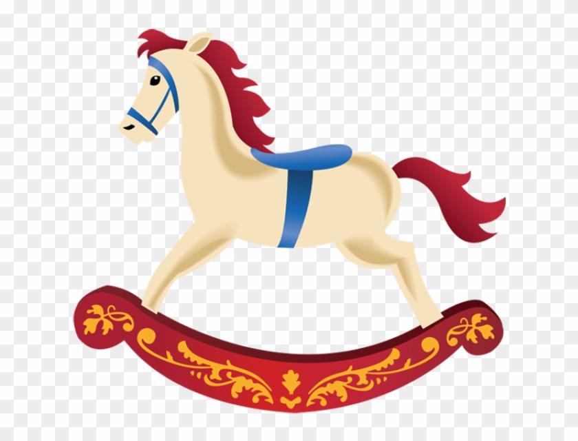 Toys, - Toy Horse Clip Art #114922