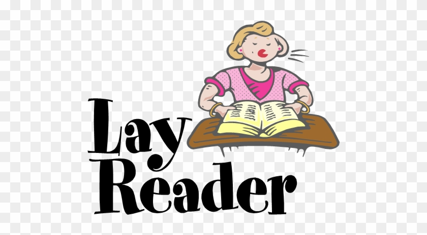 Church Clipart Reader - Catch The Reading Bug #114964