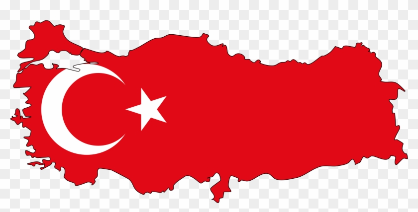 The Church's History In Turkey Actually Goes Back To - Turkey Flag On Country #115032