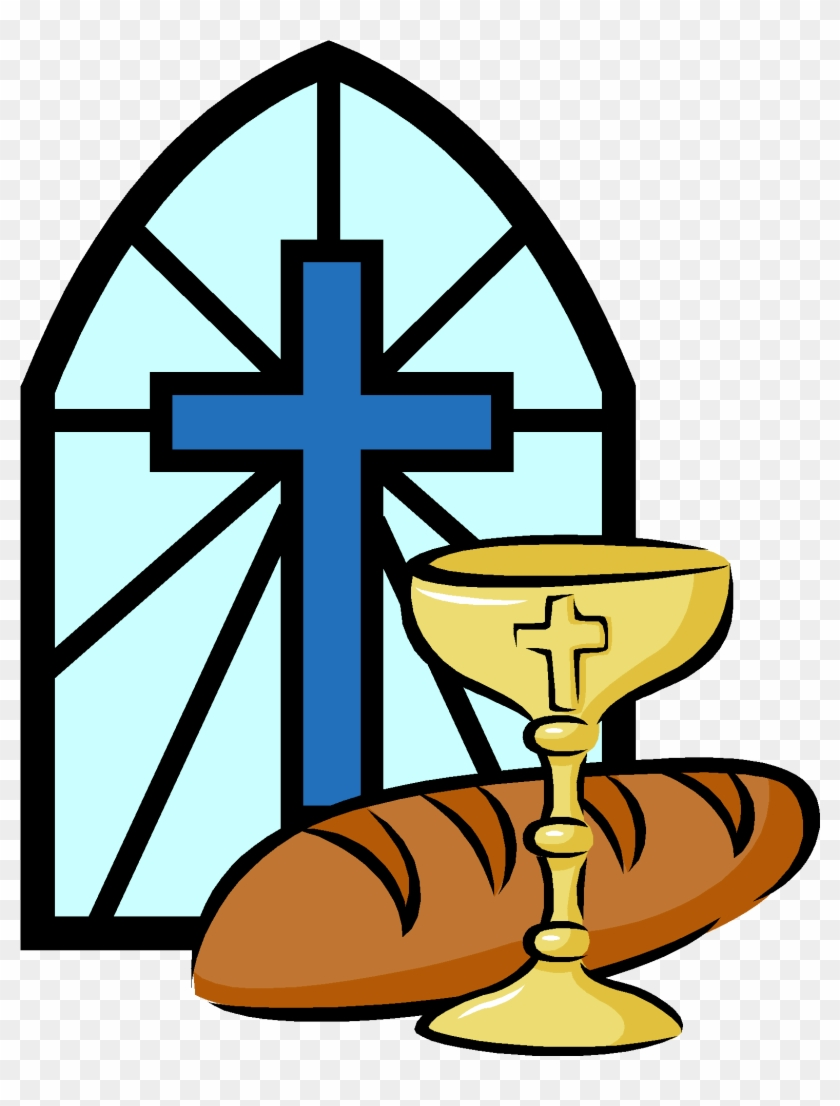 Bread Clipart Eucharist - First Holy Communion Clip Art #115083