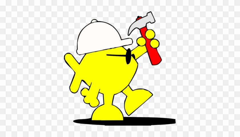 Christian Fish With Hammer - Clip Art Fix #115236