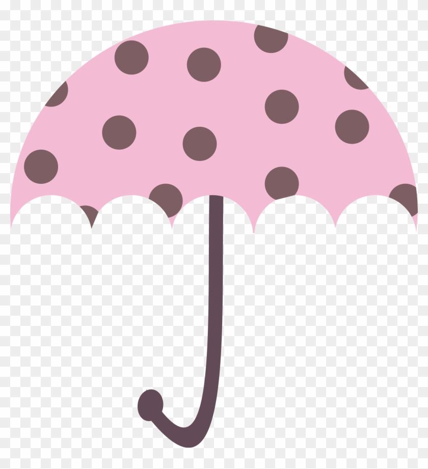 19 - Cartoon Pictures Of Pink Umbrella #115369