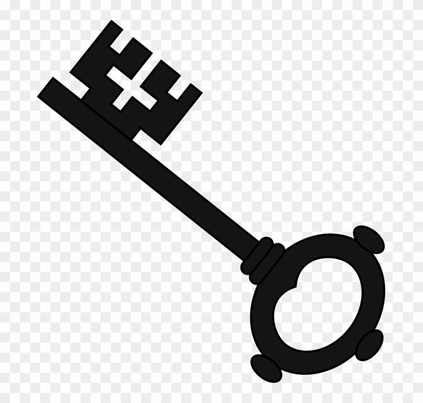 Key Clipart Free #115377