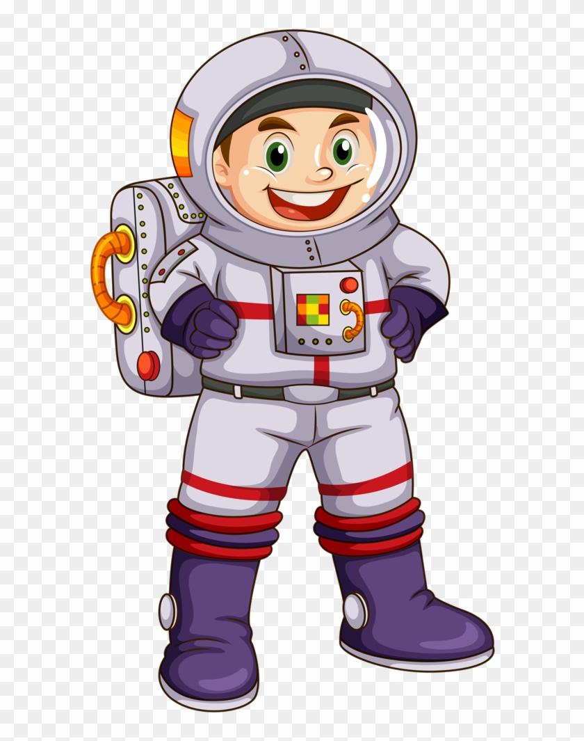 retro astronaut clip art - HD820×1065