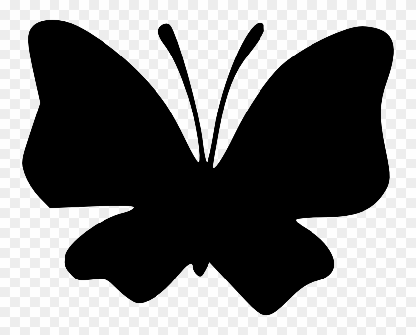 Church Silhouette Vector - Butterfly Silhouette Transparent Background #115471