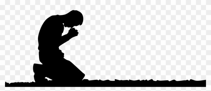 Clipart - Kneel In Prayer Clipart #115499