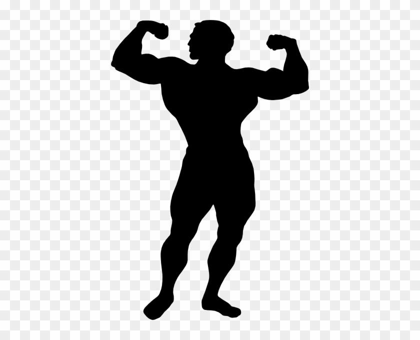 Muscle Clip Art - Cafepress I'd Flex... But I Like #115535