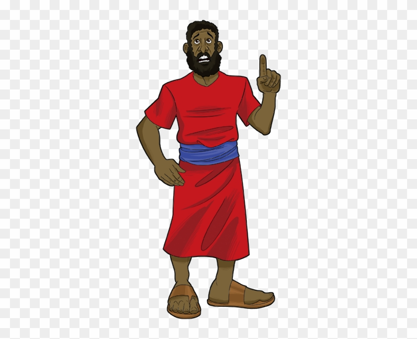 Thomas, A Disciple Of Jesus - Characters From Jesus Time #115558