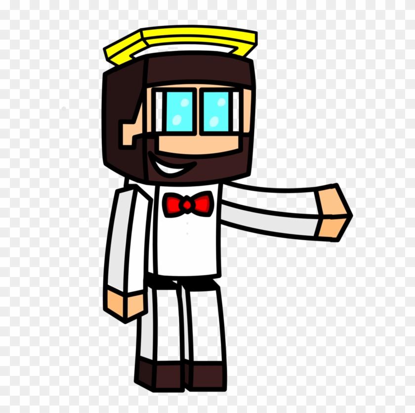 Jesus Minecraft By Stevejunior - Cartoon #115594