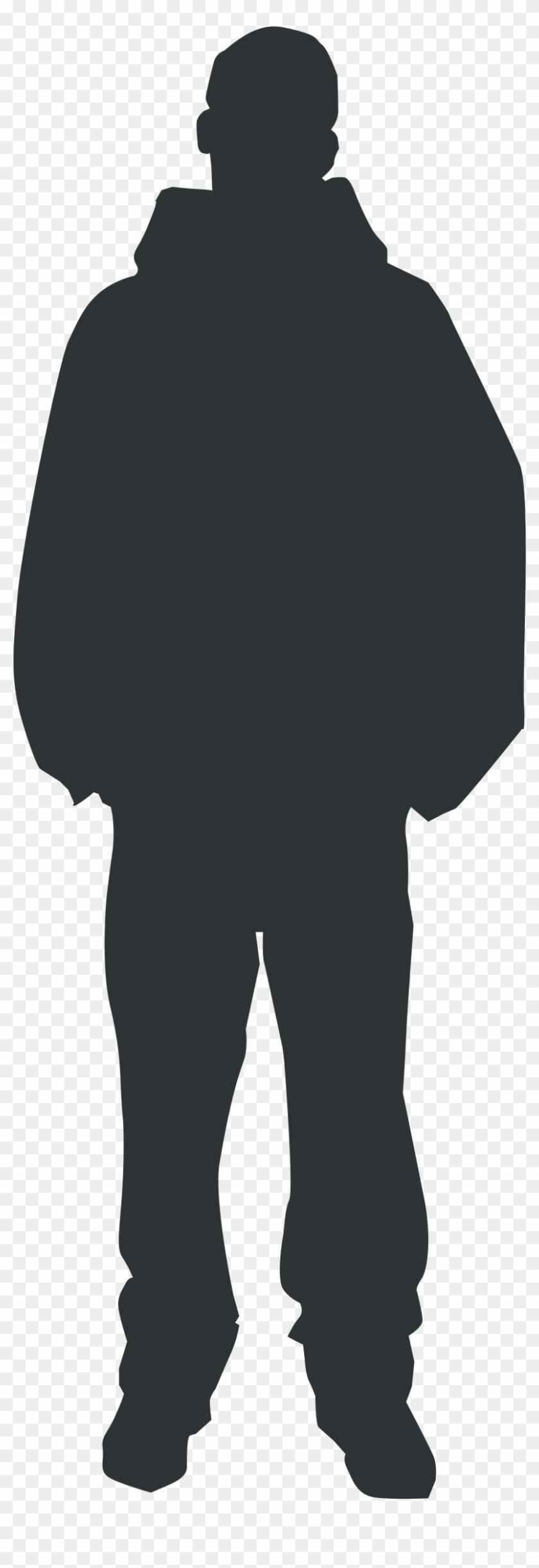 Clipart Superb Person Outline Onlinelabels Clip Art - Person Outline #115701