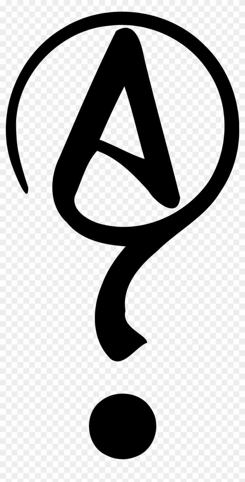 Agnostic Question Mark - Agnostic Question Mark #115898