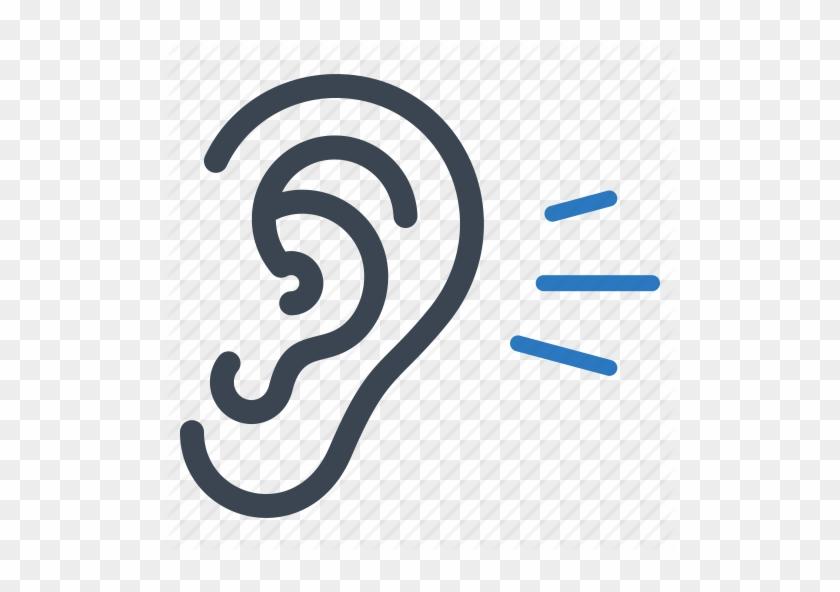 Ear Clipart Transparent - Hearing Clipart #115906