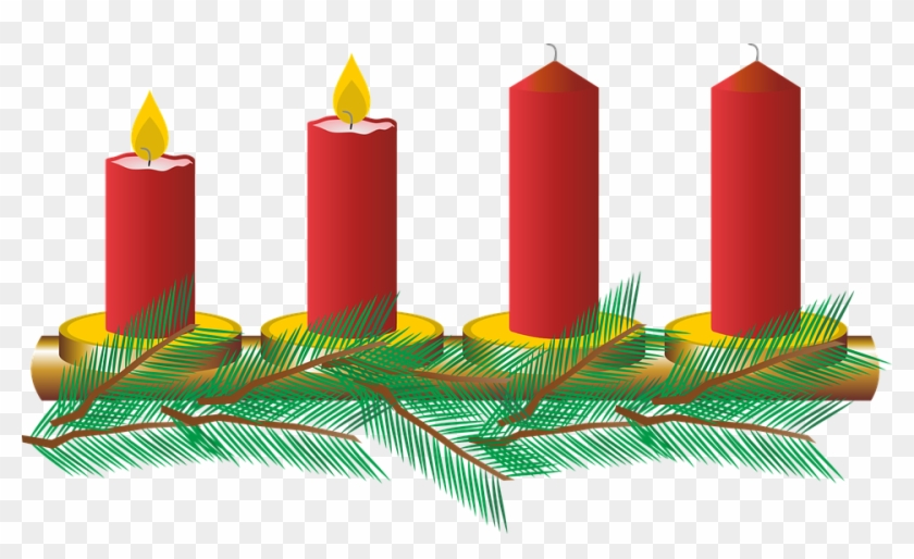 Advent Second Advent Christmas Christmas Jewelry - 3rd Advent Candle Clipart #115955