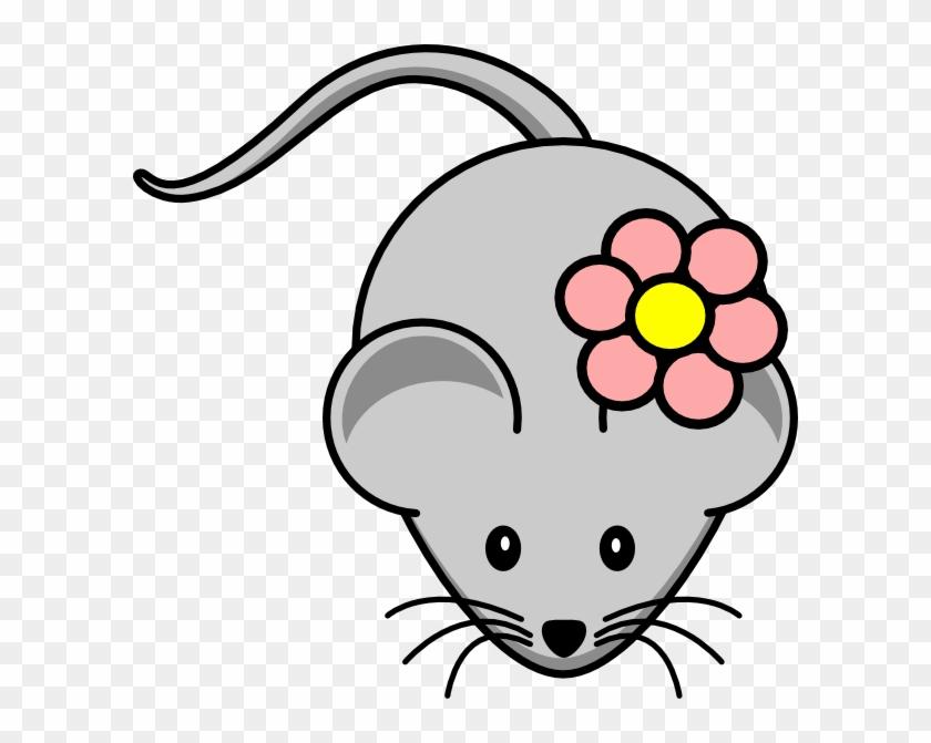 Cartoon Rat Clipart - Mouse Clip Art #116010