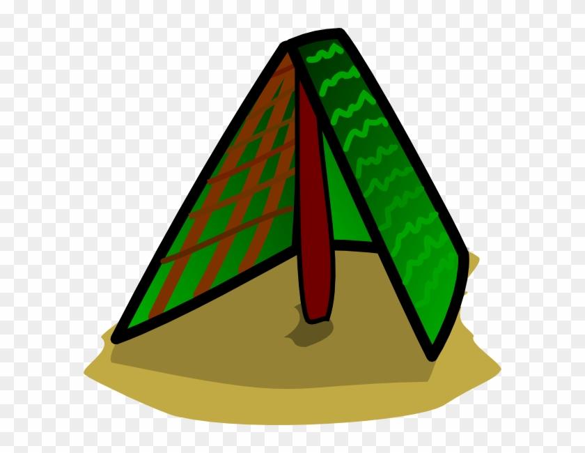 Free Camping Tent Clip Art - Cartoon Tents Transparent #116124