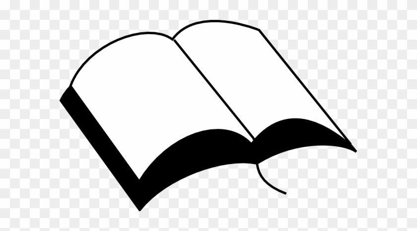 Open Bible Clip Art - Bible Vector #116140