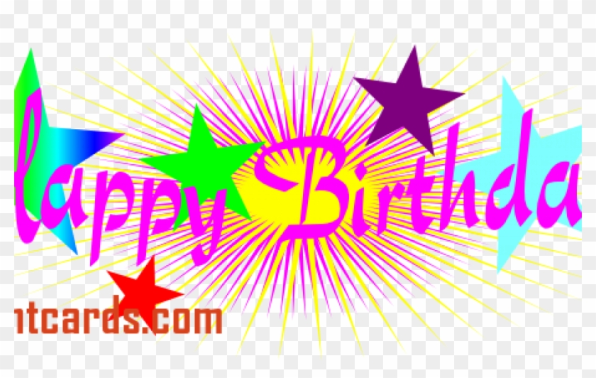 Download By Size - Happy Birthday Clip Art #116180