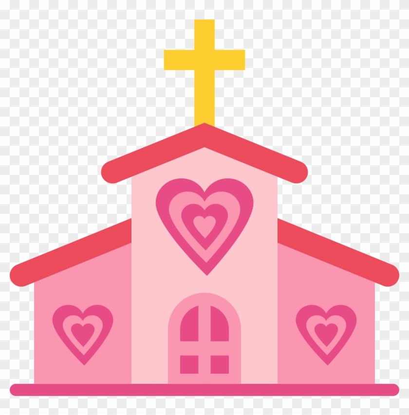 Church Of Love - Church Clipart #116218