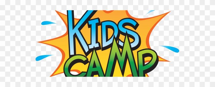 Children's Camp - Logo Summer Camp Clipart #116274