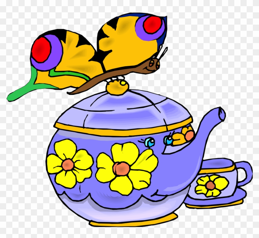 Little Women Of God - Grandparents Tea #116294
