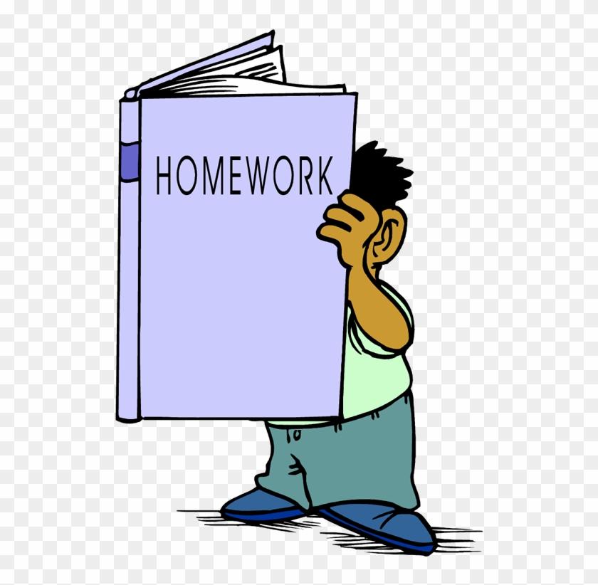 Differentiated Homeworks For Gcse Aqa French - Cartoon Homework #116413