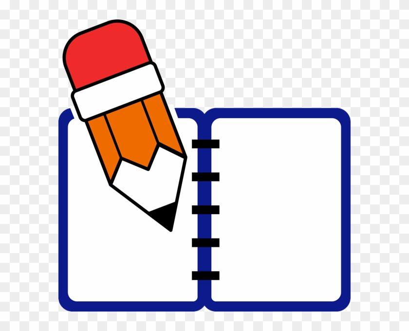 Journal Writing Clipart - Clip Art #116485