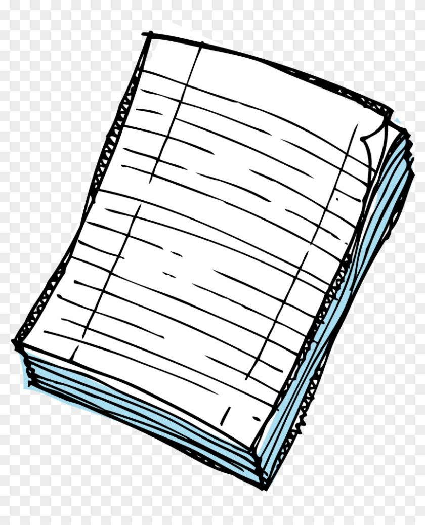 paper with writing - paper clipart png - free transparent png