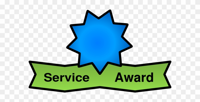 Service Award Free Clipart - Most Likely To Succeed Award #116547
