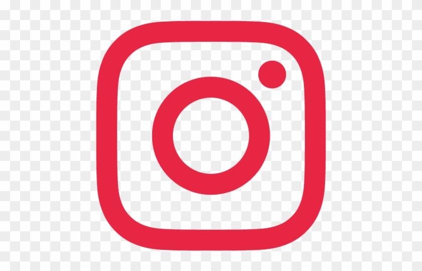 New Instagram Logo Red #116552