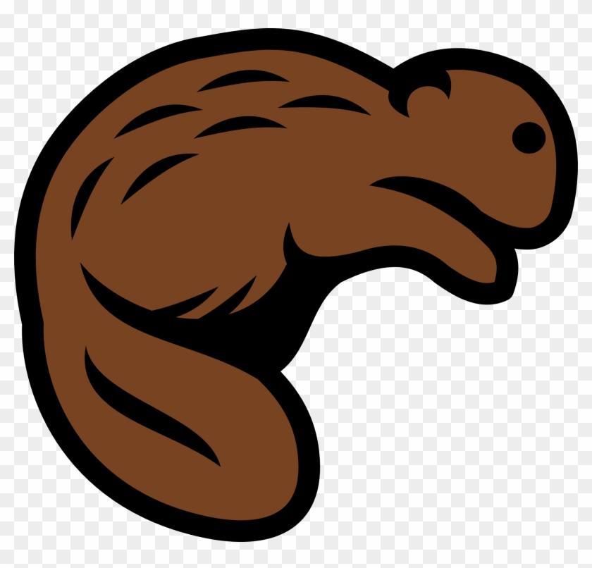 Beaver Fur Trade Clip Art - Beaver Fur Clipart #116659