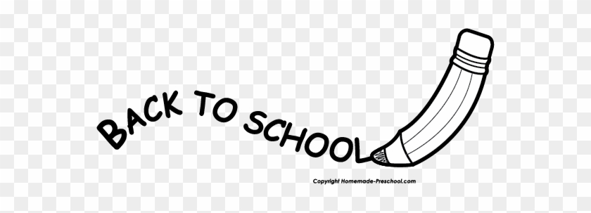 Click To Save Image - Back To School Black And White #116670