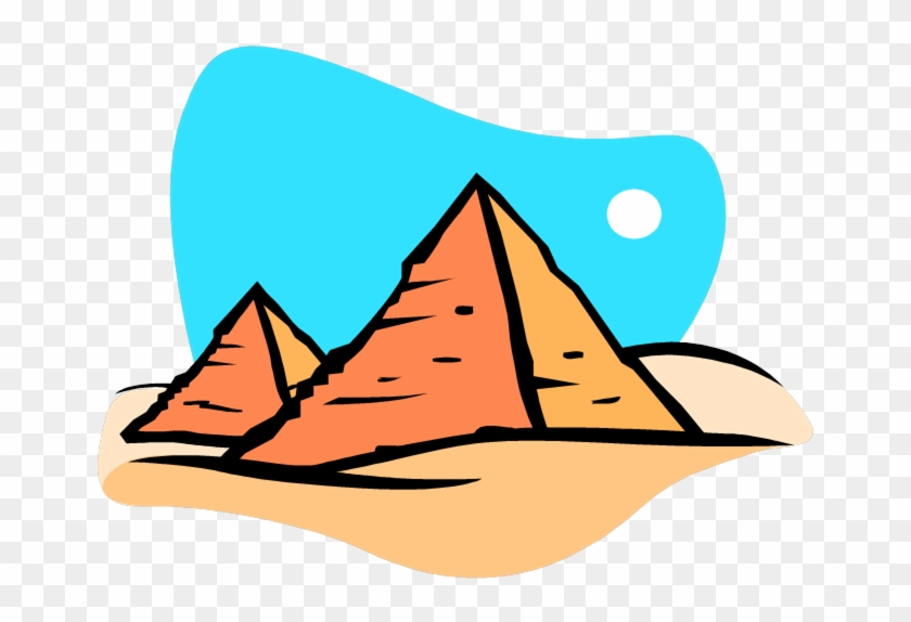 Bible Verse For This Lesson - Egyptian Pyramids #116776