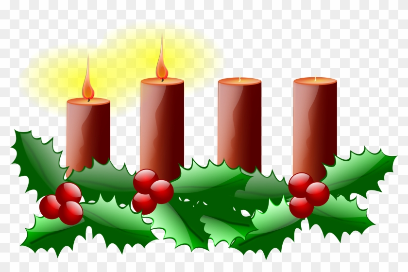 Second Sunday Of Advent - Third Sunday Of Advent Clipart #116809