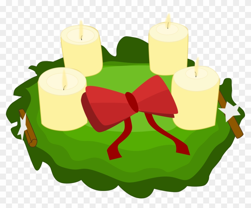 Free To Use & Public Domain Christmas Clip Art - Advent #116835