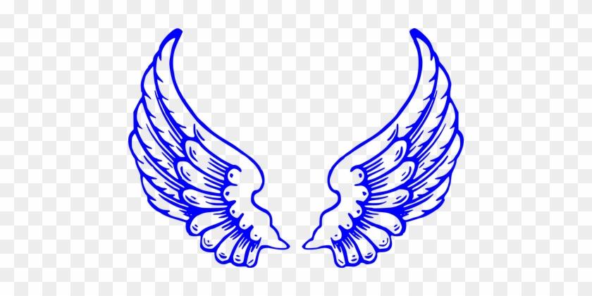 Wings Angel Wings Heaven Fantasy Feather F - Angel Wings #116912