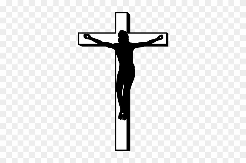 Crucifix No Background - Catholic Crucifix Transparent Background #117199