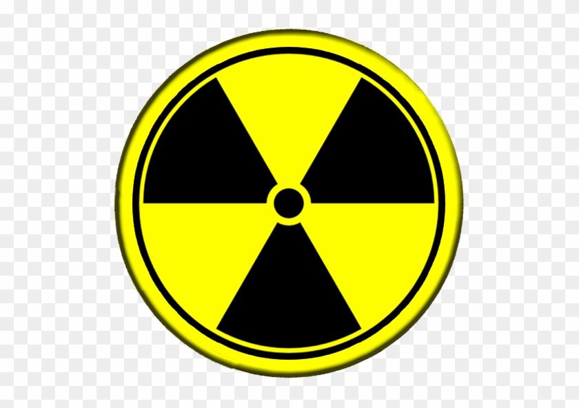 Science Symbols Clip Art - Radioactive Symbol #117244