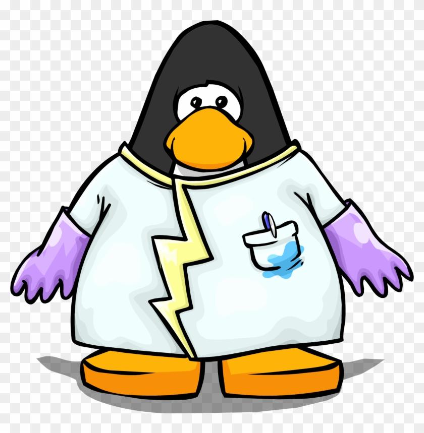 Scientist Clipart Penguin - Scientist Png #117287