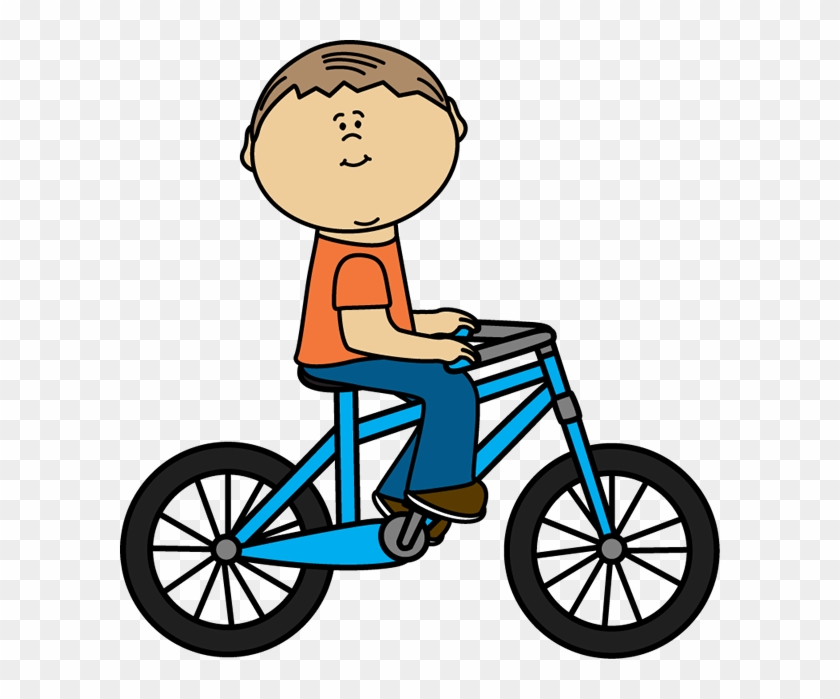 Bicycle Rider Cliparts Free Download Clip Art Free - 4 Syllable Words In Spanish #117330