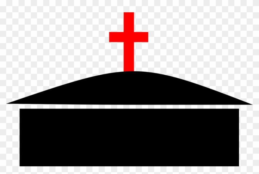 Cross Jesus New Red Religion Christ Christian - Cruz De Jesus Roja #117394