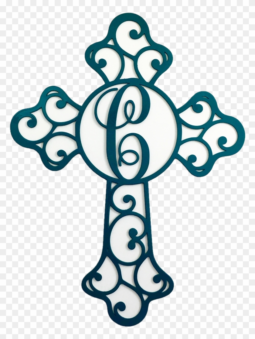 But The Fact Is The Cross Is A Symbol Of Death Swirly Cross