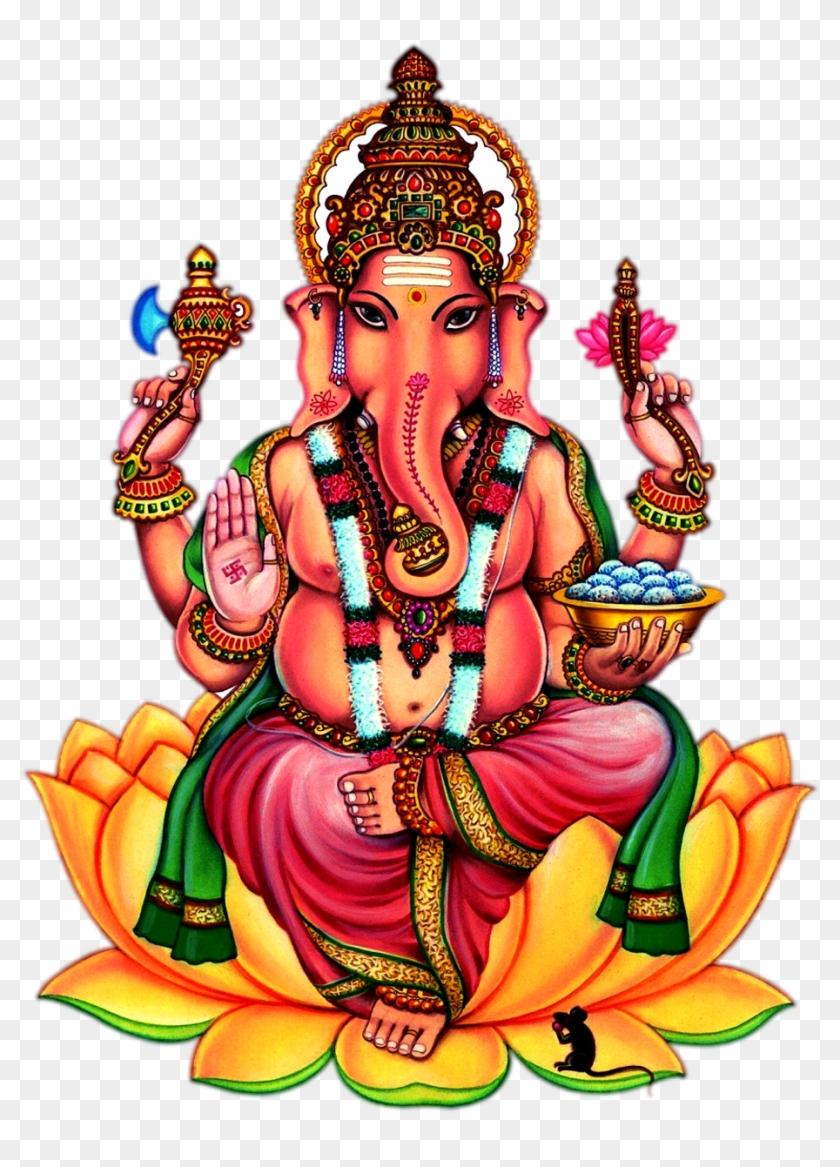 Ganesh Png Photos - Free Download Of Ganesh #117414