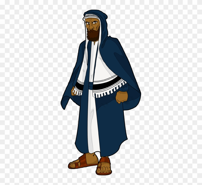 Pharisee From The Temple - Characters From Jesus Time #117462