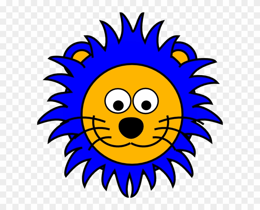 Lion Clipart For Kids - Zig Zag Price Circal #117643