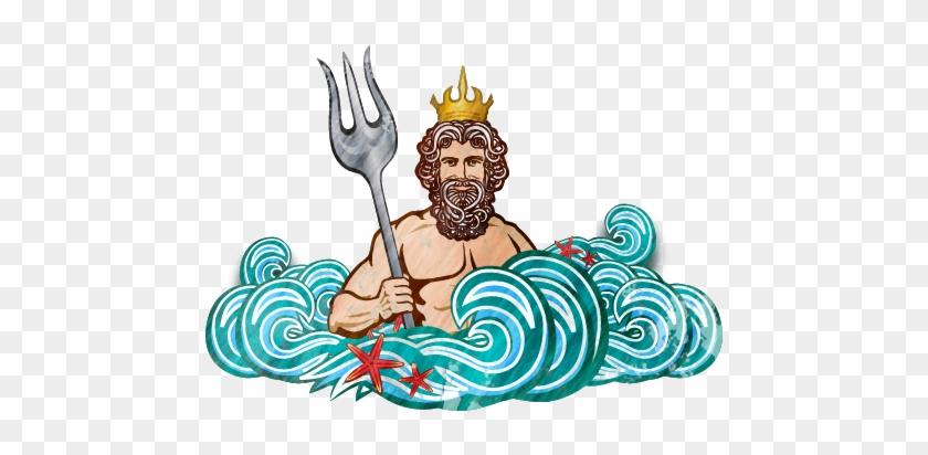 Poseidon - Poseidon Pantry #117660
